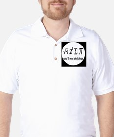 somepibutton Golf Shirt