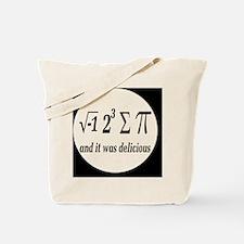 somepibutton Tote Bag