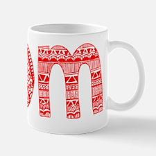 red nov om Mug