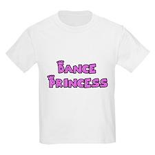 Dance Princess T-Shirt