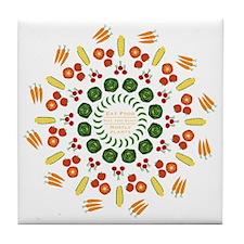 EAT_FOOD_thumb Tile Coaster