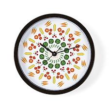 EAT_FOOD_thumb Wall Clock