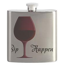 Sip Happens Flask