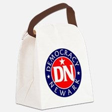 Democracy Newark Canvas Lunch Bag