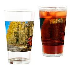 2300_10_Alberto Lara - Aspen Trees- Drinking Glass