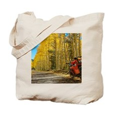 2300_10_Alberto Lara - Aspen Trees-Colora Tote Bag