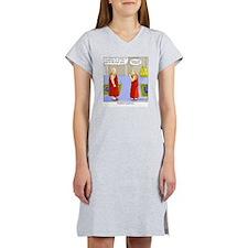 Buddhist Compliment Women's Nightshirt