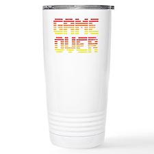 Game Over Travel Mug
