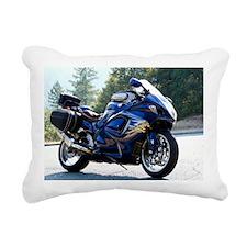 1-Pashnit Hayabusa Rectangular Canvas Pillow