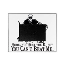 """""""Can't Beat Me"""" Picture Frame"""