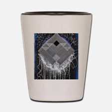 WOMENS Cosmo Cathedral Diamond Shot Glass