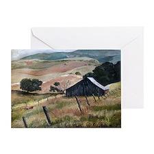 Piedmont Splendor Greeting Card