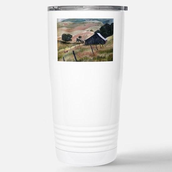 Piedmont Splendor Stainless Steel Travel Mug