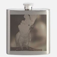 Umbrella Cockatoo Flask