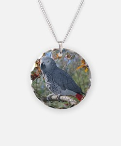 Sunlight on Feathers Necklace