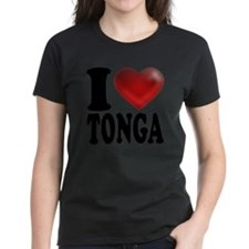 I Heart Tonga Tee