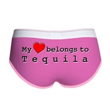 My Heart Belongs To Tequila Women's Boy Brief