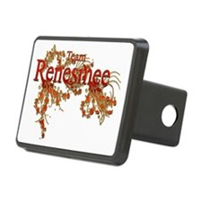 Team Renesmee Floral Twili Hitch Cover