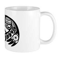Native American Raven Sun Mug