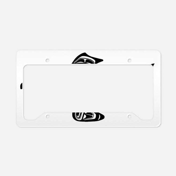 Pacific Northwest Licence Plate Frames Pacific Northwest