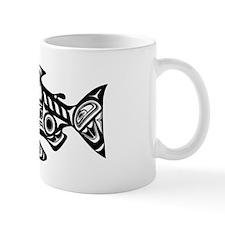 Native American Salmon Mug
