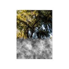 mesquite tree 5'x7'Area Rug