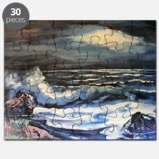 Night Surf Puzzle