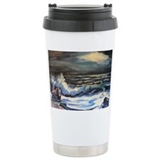 Night Surf Travel Mug