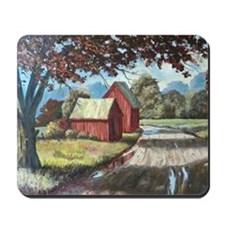 After the Rain Mousepad