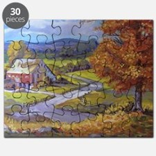 Where the Road Goes Puzzle