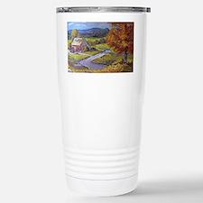 Where the Road Goes Travel Mug
