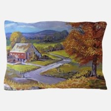 Where the Road Goes Pillow Case