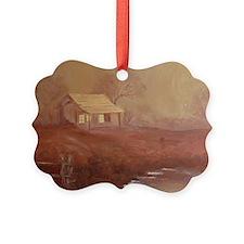 Misty Evening Ornament