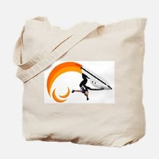 Hot Roll Tote Bag