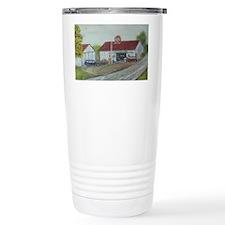 Earls Garage Travel Mug
