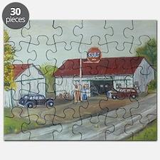 Earls Garage Puzzle