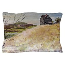 Old House Pillow Case