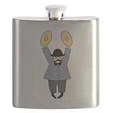 Cymbalist Flask