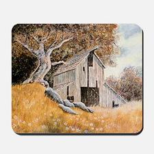 Old Barn Mousepad