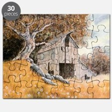Old Barn Puzzle