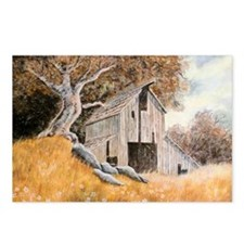 Old Barn Postcards (Package of 8)