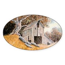 Old Barn Decal