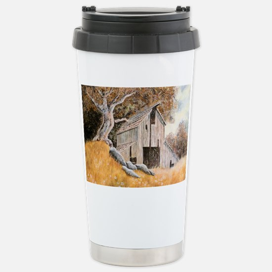Old Barn Stainless Steel Travel Mug