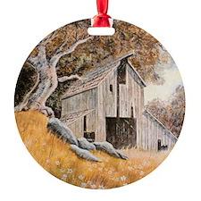 Old Barn Ornament