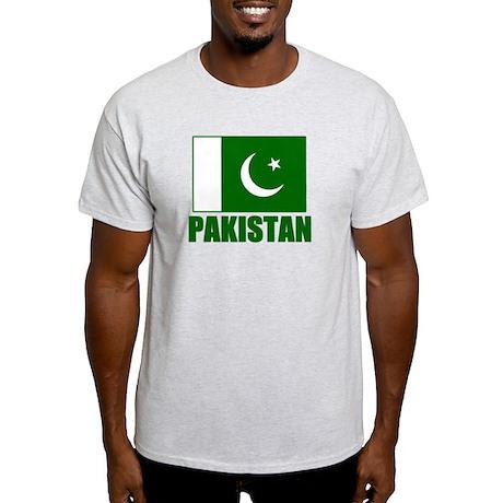 Pakistan Flag T Shirts Light T-Shirt