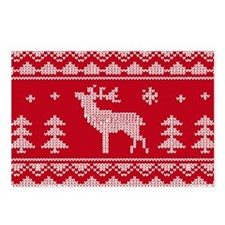 Tacky Sweater Postcards (Package of 8)