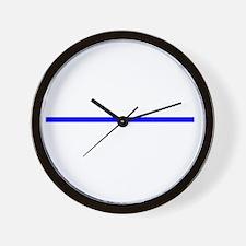 Justice Wall Clock