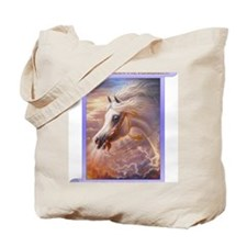 Arabian Horses in Dreamland Tote Bag
