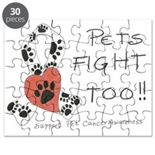 Pets Fight Too Puzzle