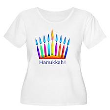 NEON Hanukkah T-Shirt
